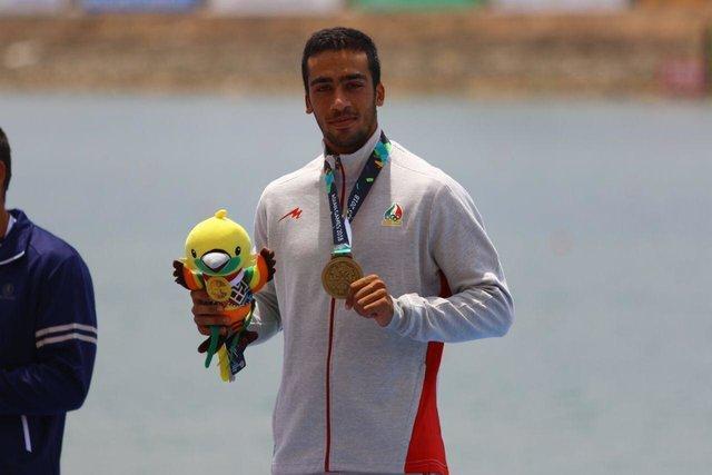 4 طلا برای قایقران های ایران در قهرمانی آسیا