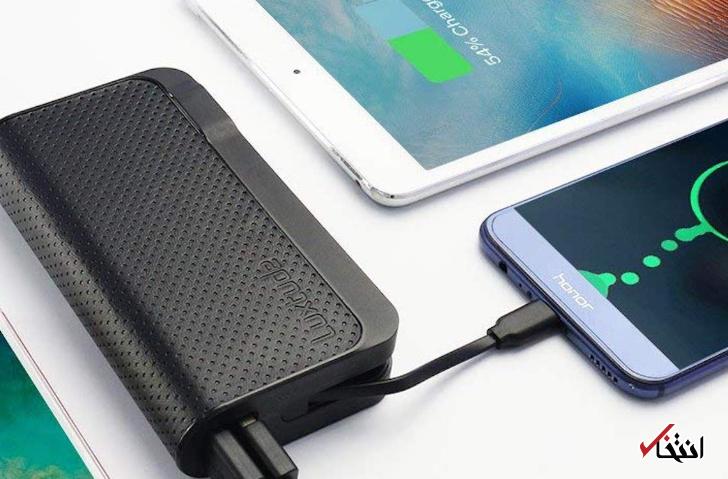 با این شارژر هوشمند یک سفر بی نظیر داشته باشید ، قابلیت شارژ همزمان 4 دستگاه ، رابط کاربری ساده