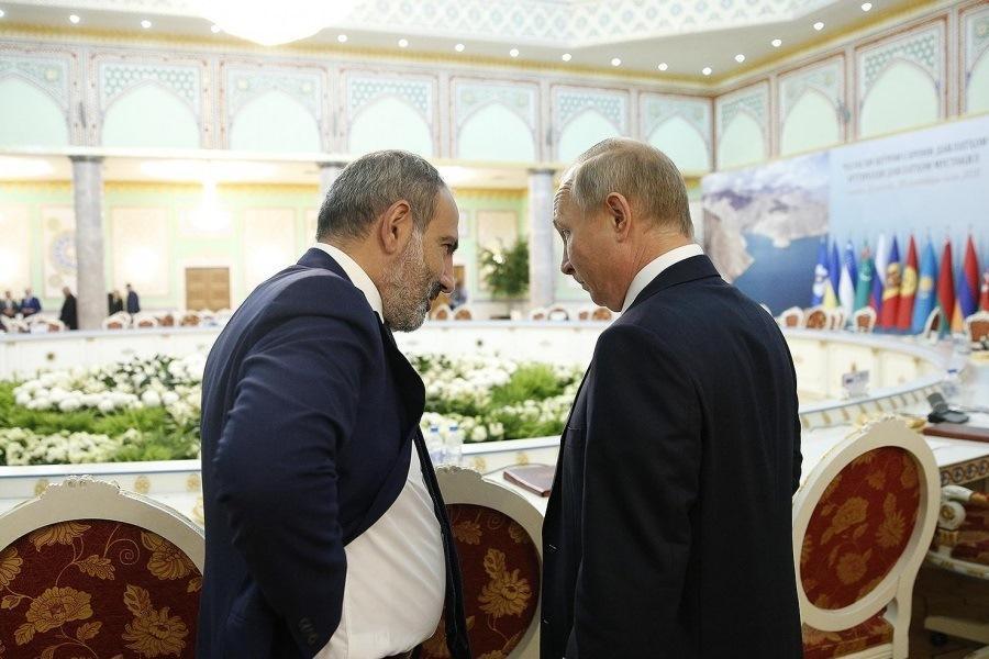روسیه بدنبال حل مساله قره باغ میان ارمنستان وآذربایجان