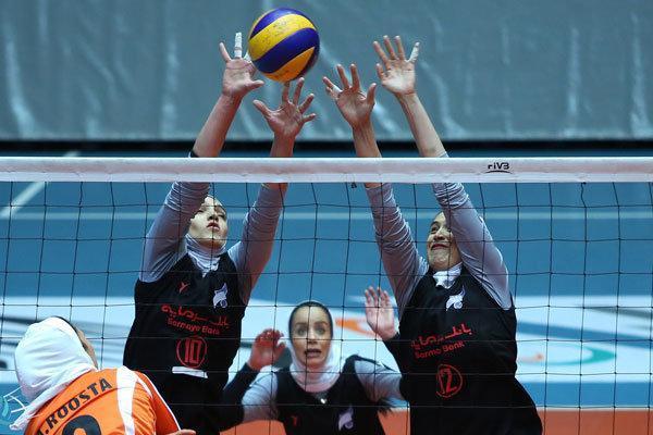 ترکیب تیم والیبال بانوان ایران تعیین شد