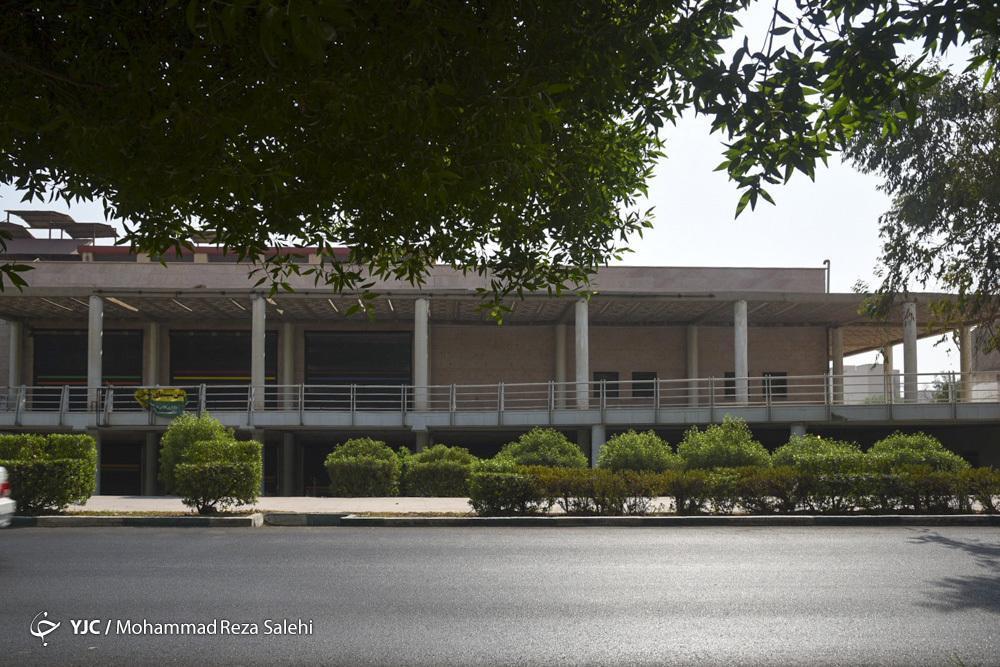 خصوصی سازی که کار دست مسئولان ارشاد داد، کوشش برای پس دریافت موزه هنر های معاصر اهواز