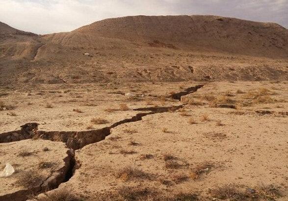شکاف 15 کیلومتری هشدار خطر جدی برای نیشابور